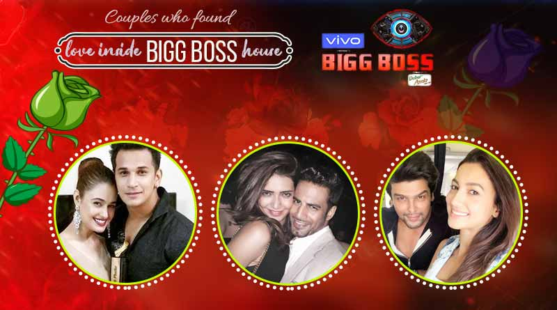 couples who found love inside bigg boss house