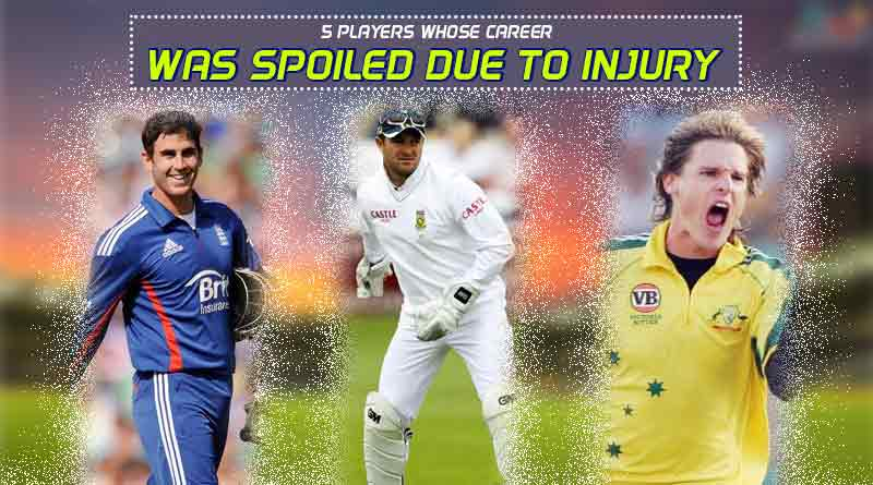 cricketers whose career was ruined due to injury