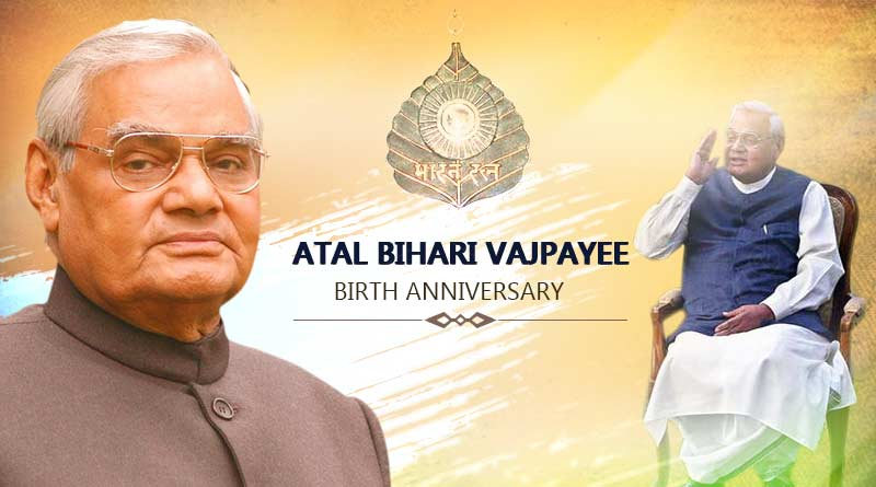 happy birthday atal bihari vajpayee