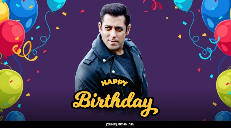 happy birthday salman khan images
