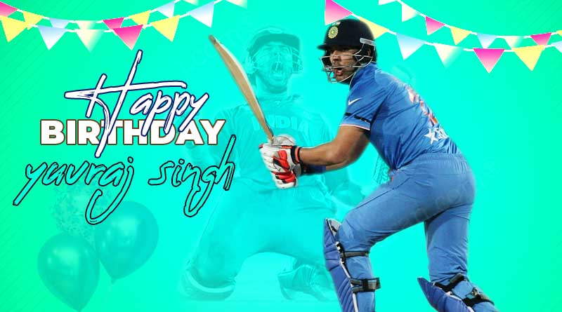 happy birthday yuvraj singh images