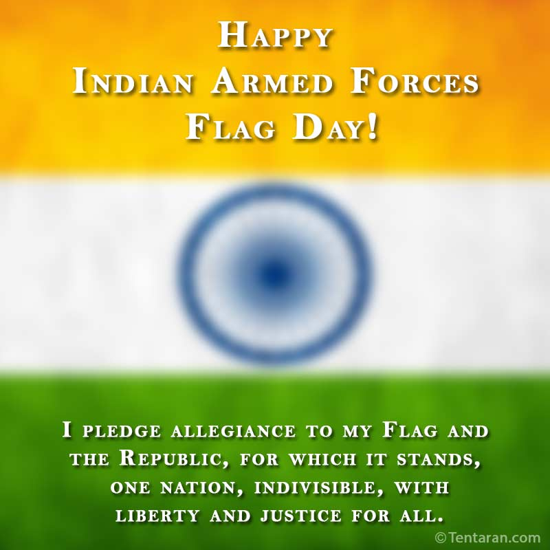 indian armed forces flag day images quote6