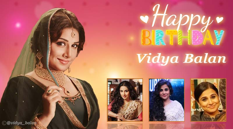 interesting facts about vidya balan