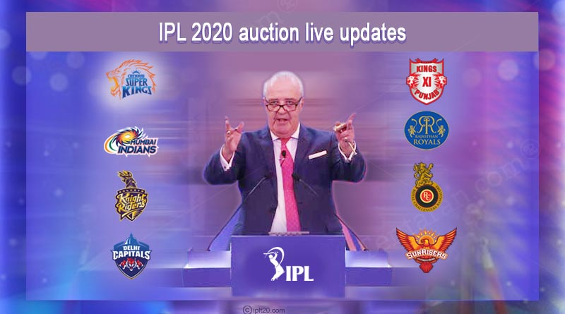 ipl 2020 auction live streaming