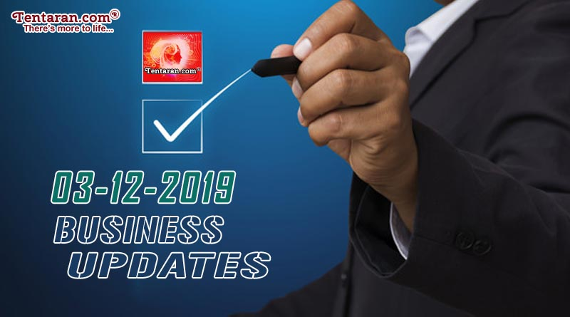 latest india business news 3rd december