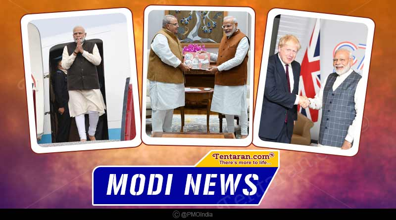 narendra modi news 9th to 13th december 2019