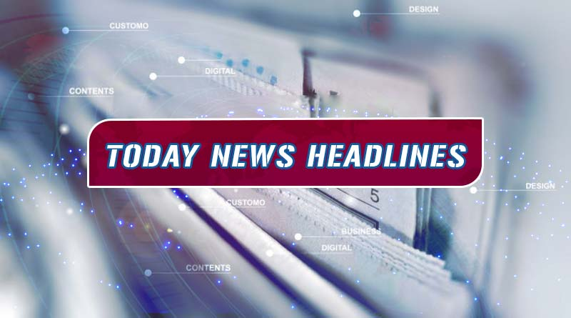 today news headlines 20th december 2019