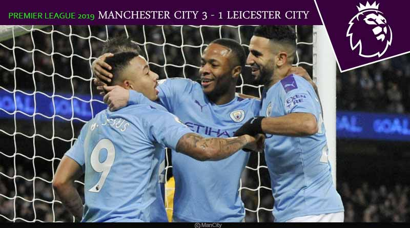 uefa 2019 manchester city vs leicester city highlights