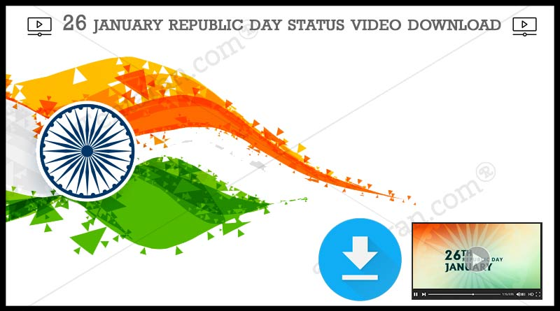 26 january republic day status video download