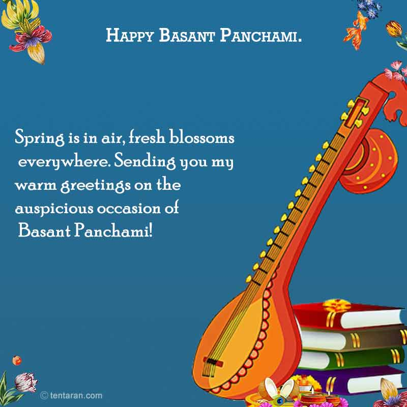Basant panchmi quotes wishes english images whatsapp messages8