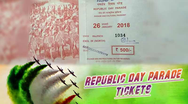 buy republic day parade tickets
