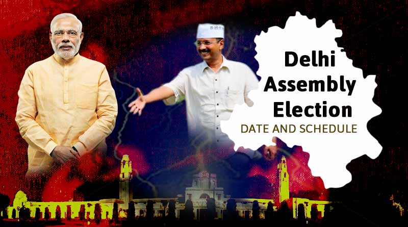 delhi assembly election date 2020