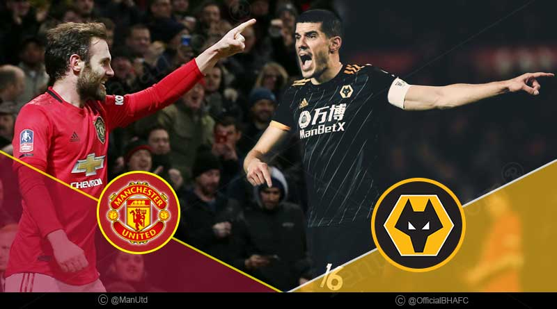 fa cup 2020 manchester united vs wolverhampton highlights