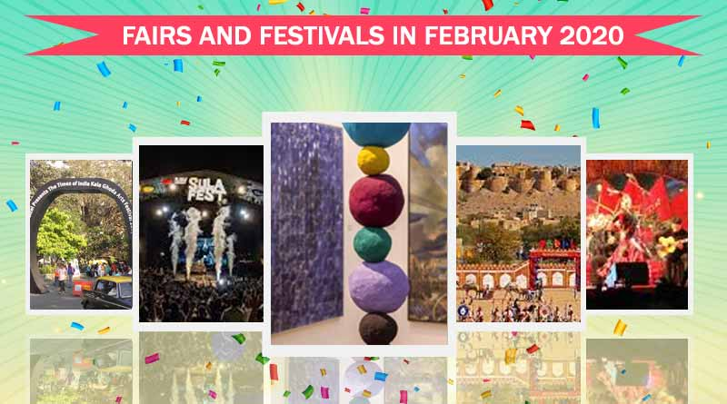 fairs and festivals in february 2020