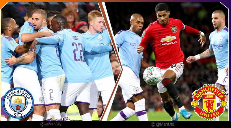 football league cup 2020 manchester city vs manchester united highlights