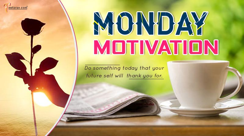 happy monday quotes images in english