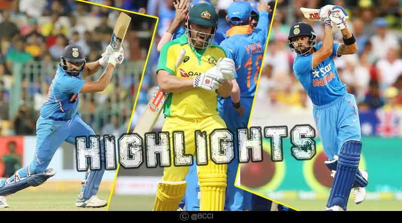 Rohit Sharma and Virat Kohli Outplayed Steve Smith and Australia in the series decider at Bengaluru