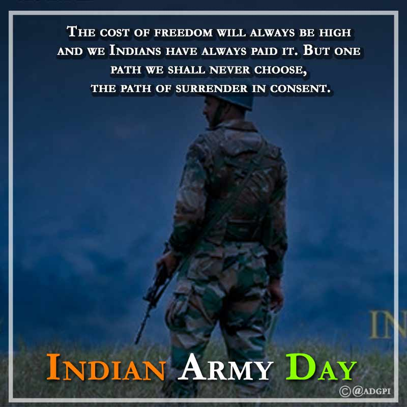 indian army day image3