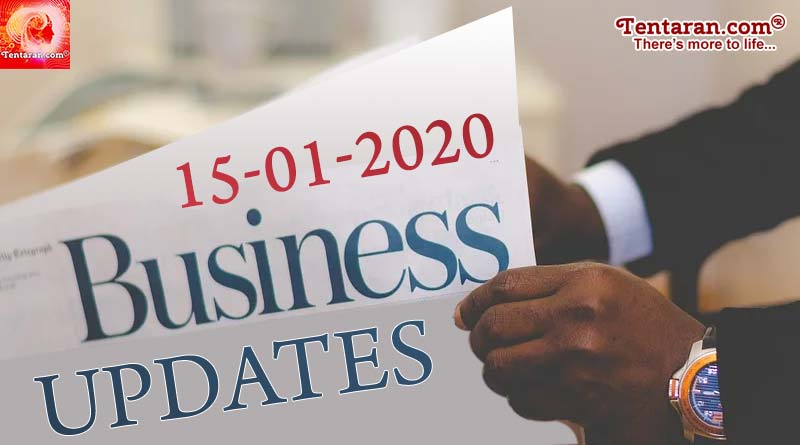 latest india business news 15th january 2020