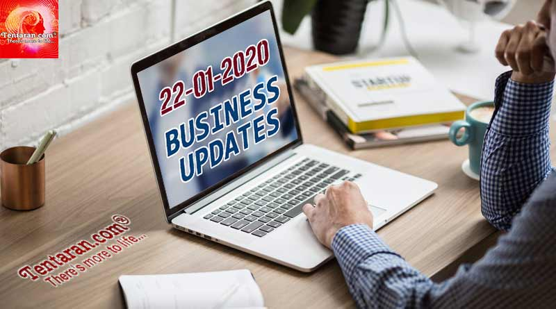latest india business news 22nd january 2020