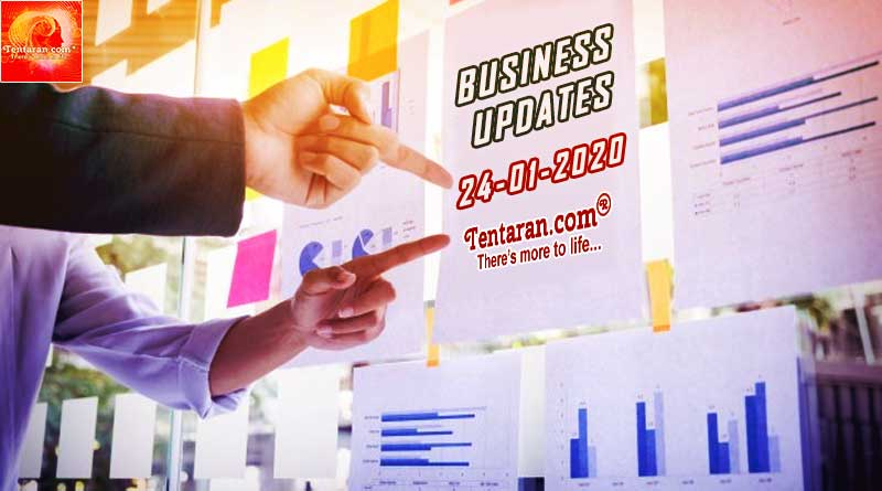 latest india business news 24th january 2020