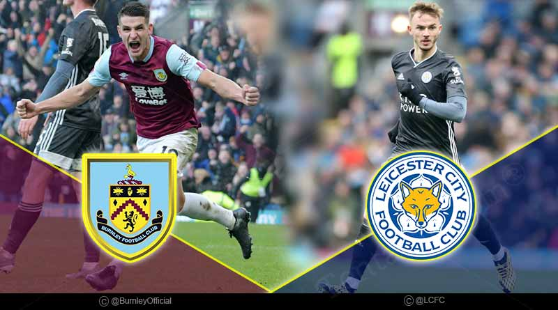 Burnley defeat Leicester City 2-1 in a great comeback