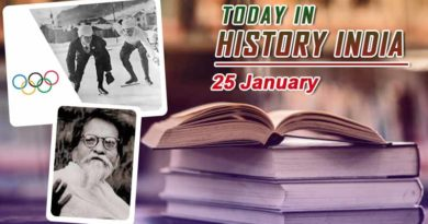 25 January in Indian history: Know about January 25 special day in India, famous birthdays, events