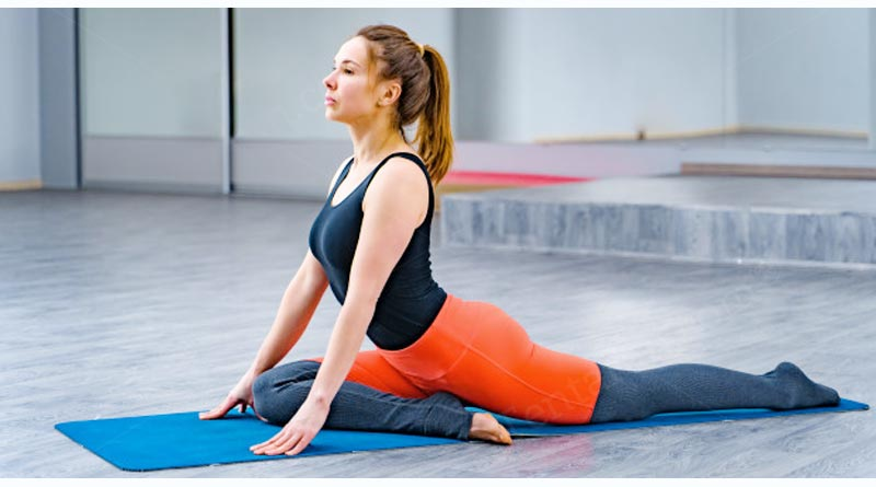 yoga is also helpful in removing thyroid