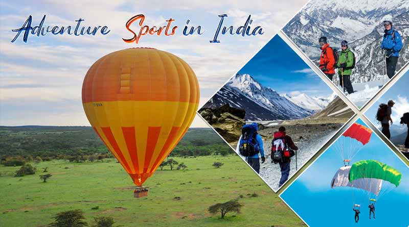 adventure sports in india
