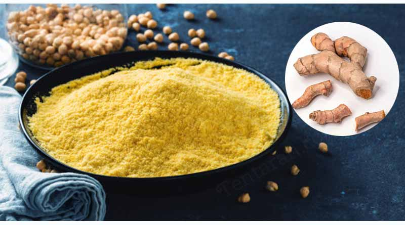 beshan-and-turmeric