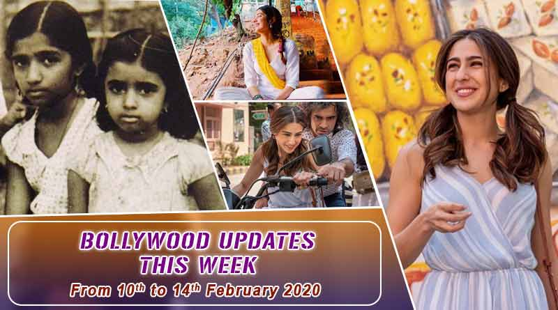 bollywood entertainment weekly 10th to 14th february 2020