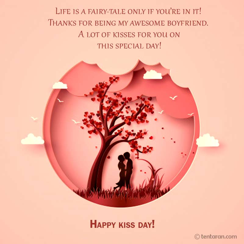 happy kiss day quotes image5
