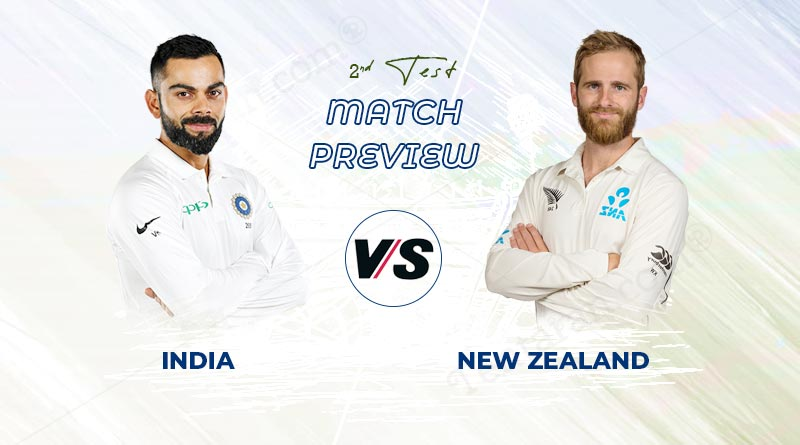 india vs new zealand 2nd test 2020