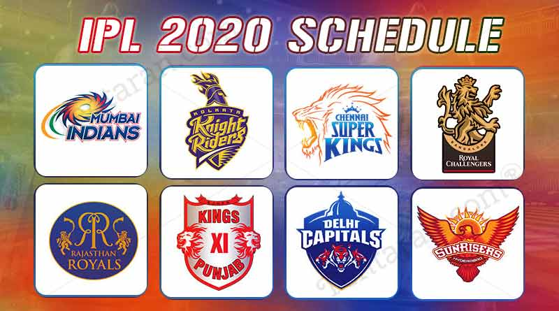 ipl 2020 schedule pdf download
