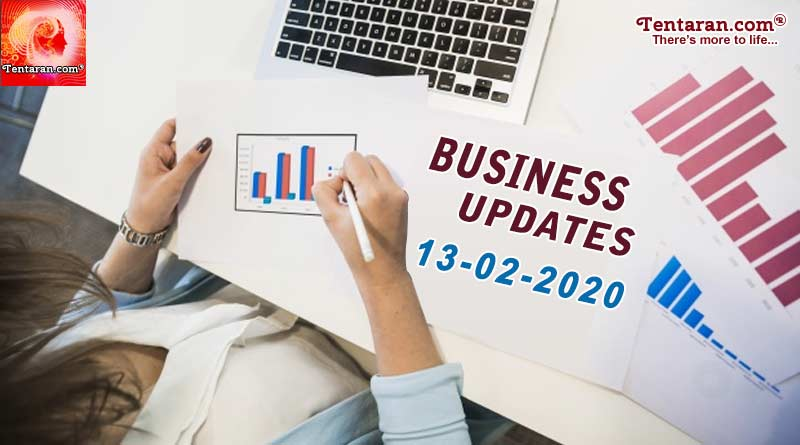 latest india business news 13th february 2020