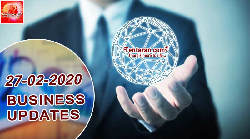 latest india business news 27th february 2020