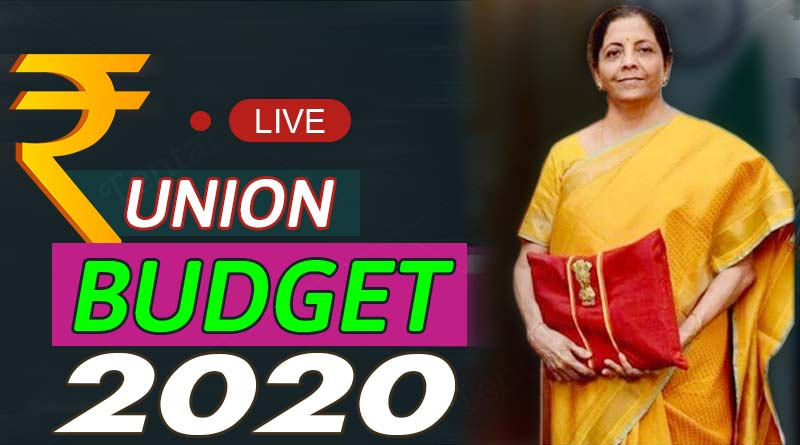 union budget 2020 live updates in hindi