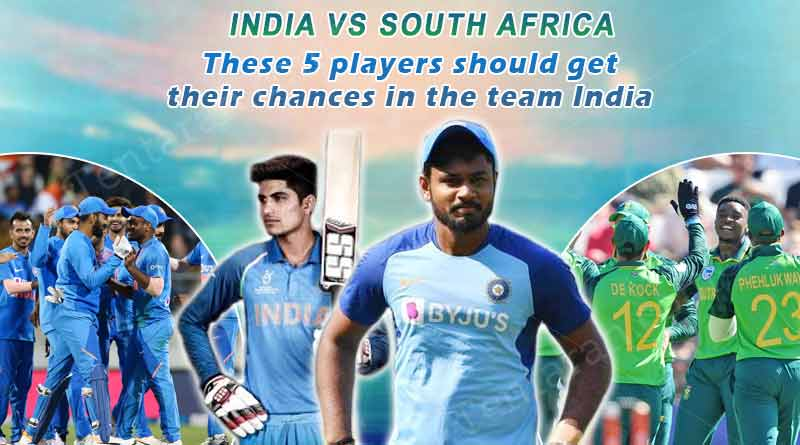 5 wanted players for india in the odi series