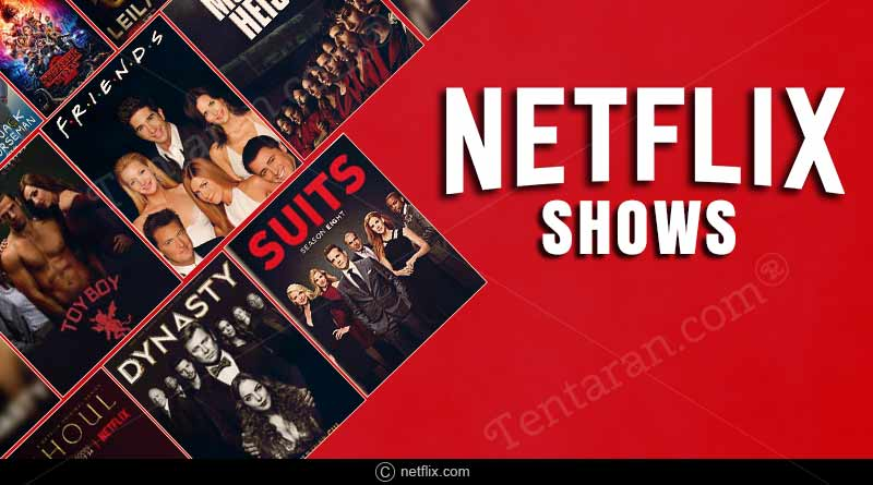 Popular shows of Netflix you must watch 2020