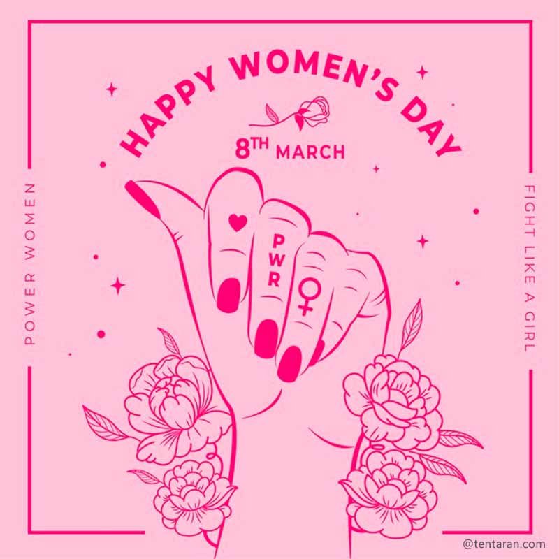 Womens day quotes images in hindi5