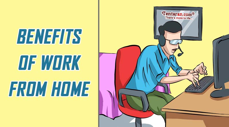 benefits of work from home