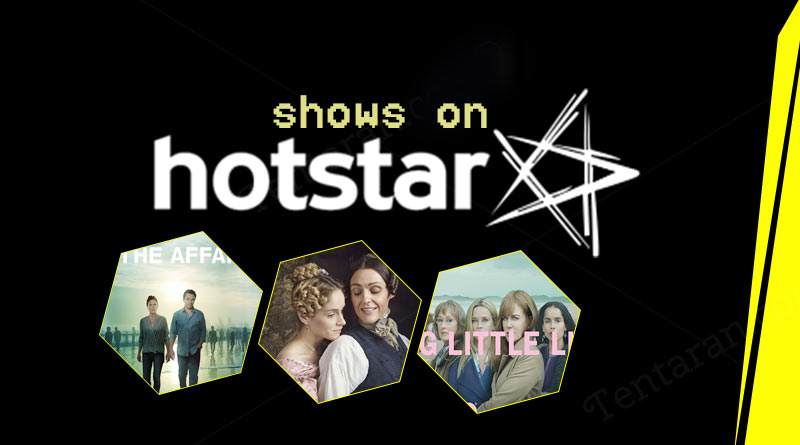 best shows on hotstar