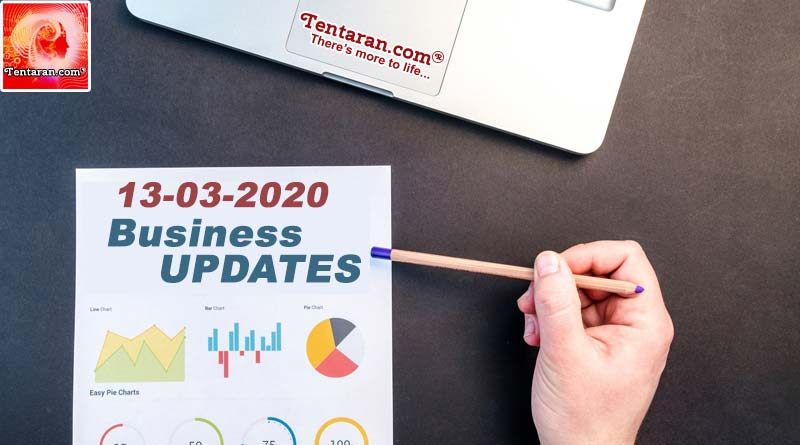 latest india business news 13th march 2020