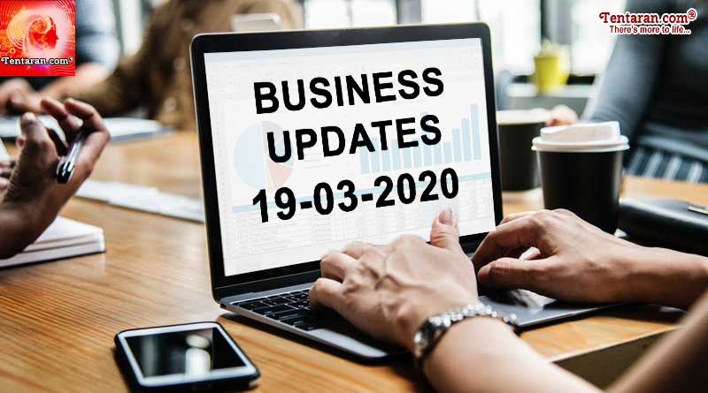latest india business news 19th march 2020