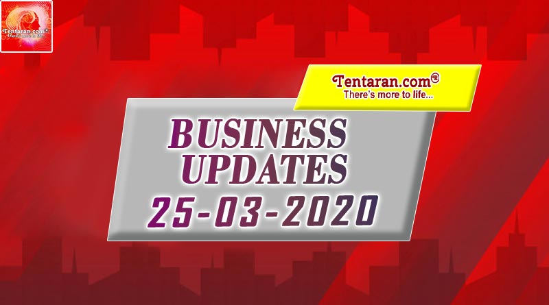 latest india business news 25th march 2020