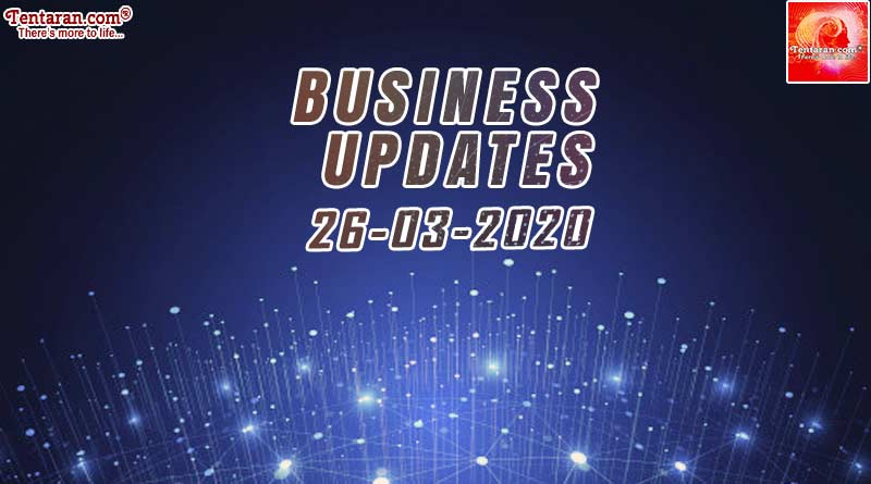 latest india business news 26th march 2020