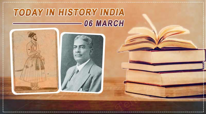 6 march in indian history