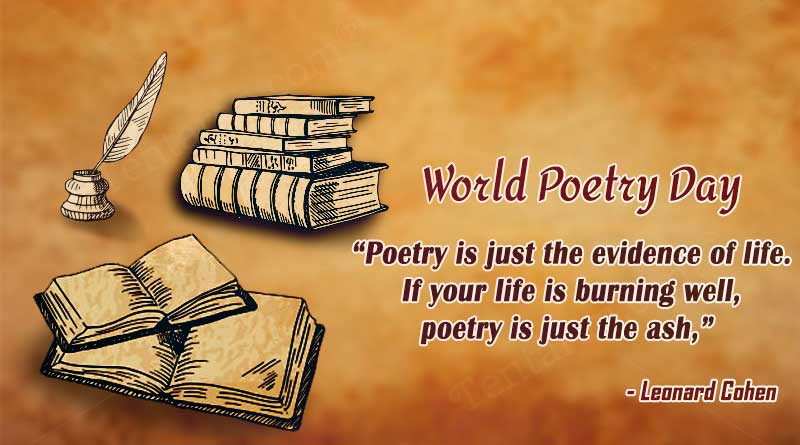 world poetry day 2020 quotes