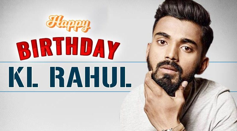 happy birthday kl rahul images