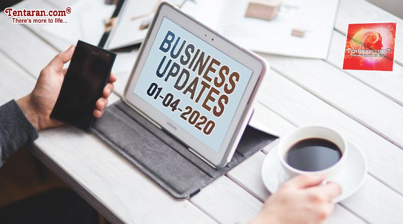 latest india business news 1st april 2020